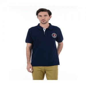 Pepe Jeans Navy Short Sleeves Polo T-Shirt