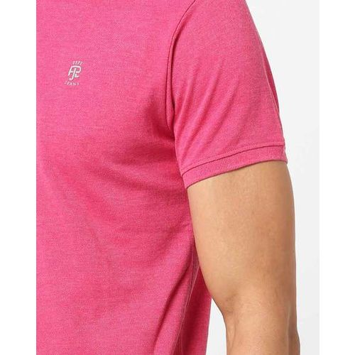 Pepe Jeans Polo T-shirt with Branding