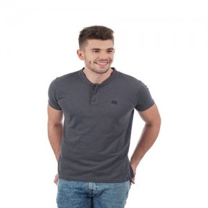 Pepe Jeans Grey Crew T-shirt Cotton T-Shirt