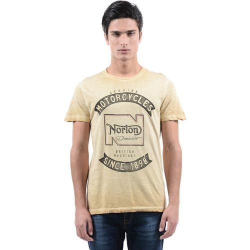 Pepe Jeans Printed Men's Round Neck Multicolor T-Shirt