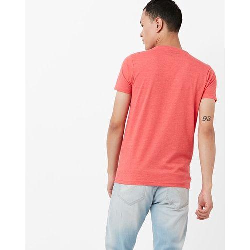 Pepe Jeans Typographic Print Slim Fit T-shirt