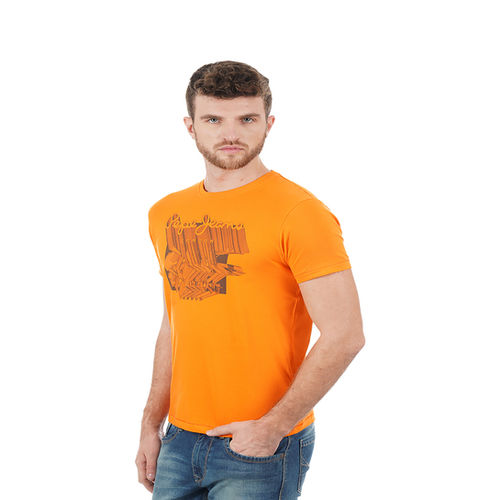 Pepe Jeans Orange Crew T-Shirt