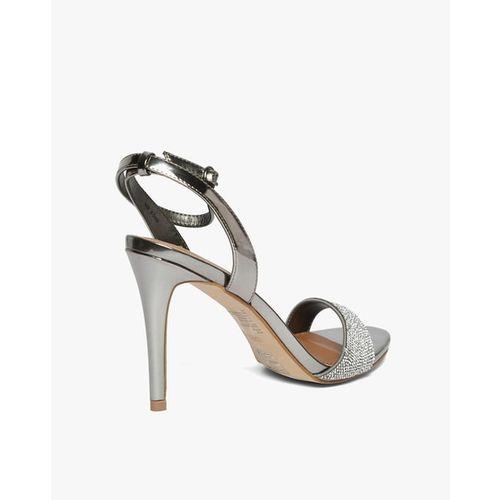 e3267e5ae6e6 Buy STEVE MADDEN Ritter Embellished Stilettos with Ankle Strap ...