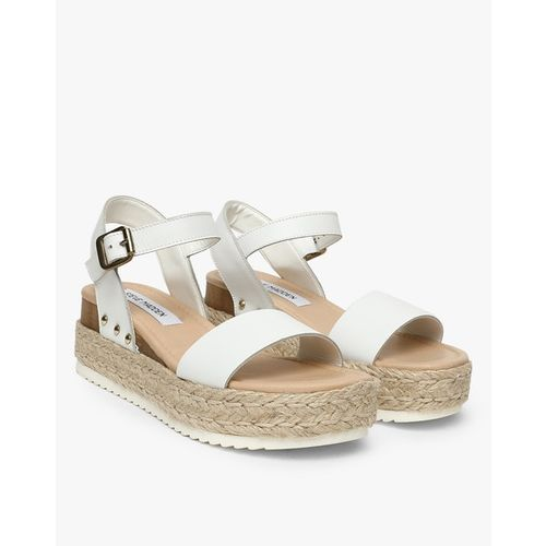 a52d95188 ... STEVE MADDEN Chiara Strappy Flatforms with Espadrille Sole ...