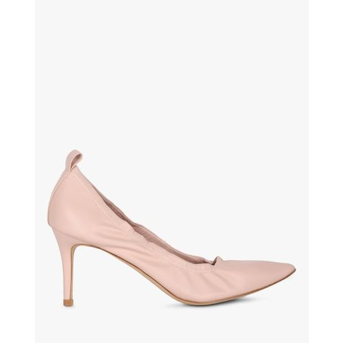 AJIO Pointed-Toe Heeled Pumps