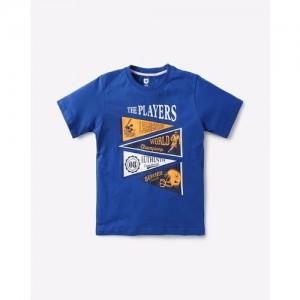 612 League Graphic Print Crew-Neck T-shirt