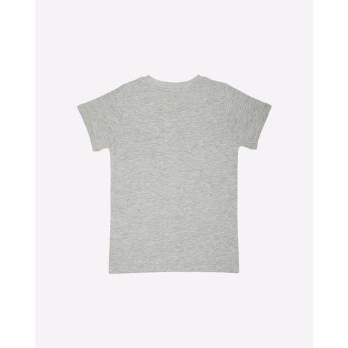 Mothercare Graphic Print Crew-Neck T-shirt