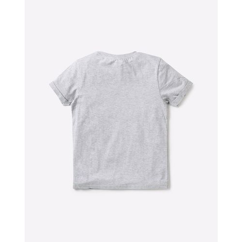 KB TEAM SPIRIT Printed Crew-Neck T-shirt