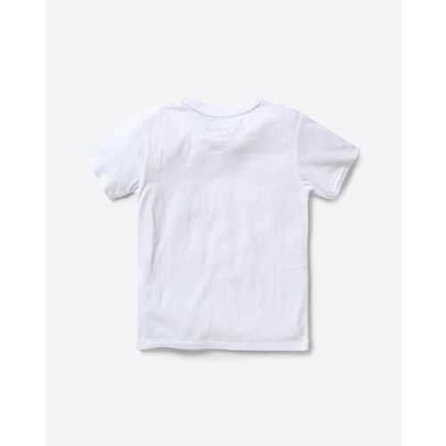 Pepe Jeans Crew-Neck T-shirt with Typographic Applique