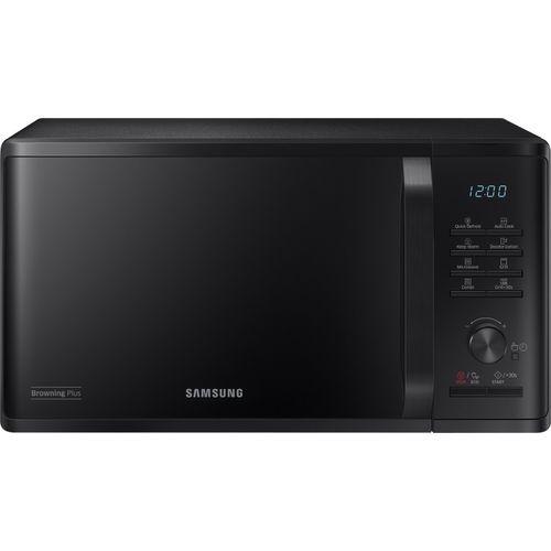 Samsung 23 L Grill Microwave Oven(MG23K3515AK/TL, Black)