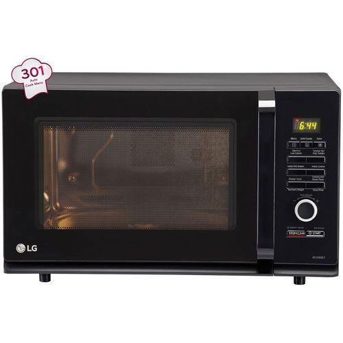LG 32 L Convection Microwave Oven(MC3286BLT, Black)
