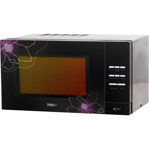 Haier 23 L Convection Microwave Oven(HIL2301CBSB, Black)