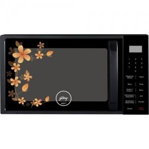 Godrej 20 L Grill Microwave Oven(GME 720 GF1 PZ, Coral Blossom)