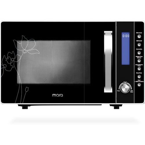 MarQ by Flipkart 30 L Convection Microwave Oven(AC930AHY-S, Silver, Black)