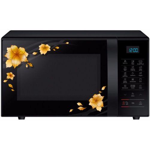 Samsung 21 L Convection Microwave Oven(CE77JD-QB/TL, Black)