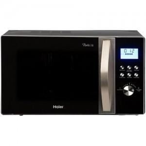 Haier 28 L Convection Microwave Oven(HIL2810EGCF, Black)