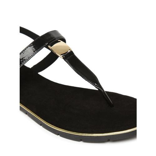 Inc 5 Women Black Flats