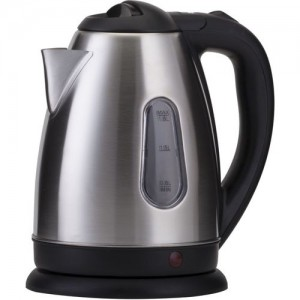 Kent 16026 Electric Kettle(1.8 L, Silver, Black)