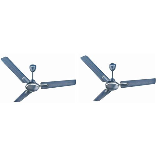 Havells ANDRIA 3 Blade Ceiling Fan(BLUE, Pack of 2)