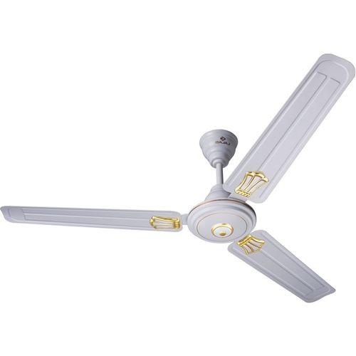 Bajaj New Bahar Deco_B 3 Blade Ceiling Fan(Bianco, Pack of 1)