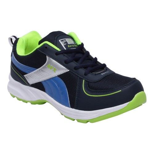 Smart Wood Aero Fax Porrot Green Sport Shoes