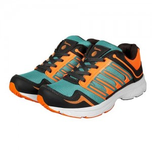 World Wear Footwear Men's Blue Sports Shoes