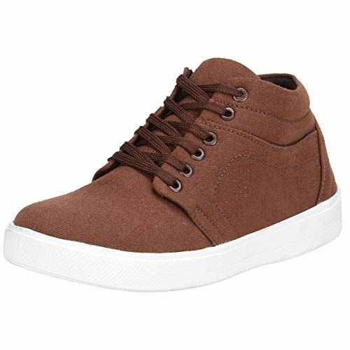 Kraasa Pop Style Canvas Shoes for Men