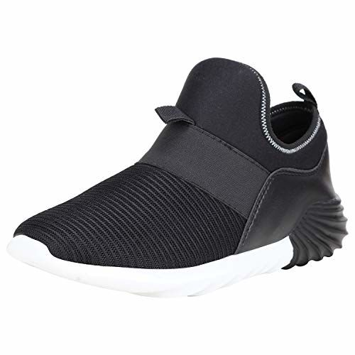 Kraasa Kool-Swag Slip On Sneakers for Men