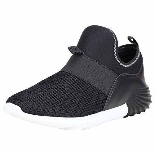 Kraasa Kool-Swag Slip On Sneakers for Men