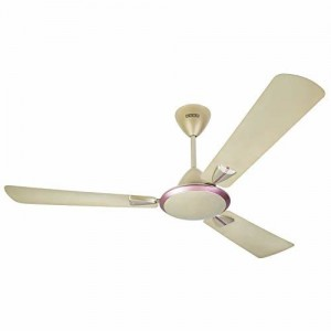 Usha Striker Galaxy 1200mm 80-watt Goodbye Dust Ceiling Fan with Anti Dust Feature (Corn Silk)