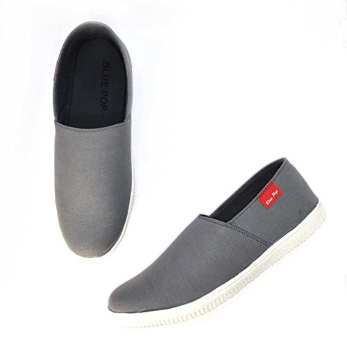 BLUE POP Casual Synthetic Leather Shoes for Men