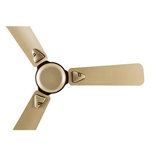 Usha Bellissa 1200mm 78-watt Goodbye Dust Ceiling Fan with Anti Dust Feature (Corn Silk)