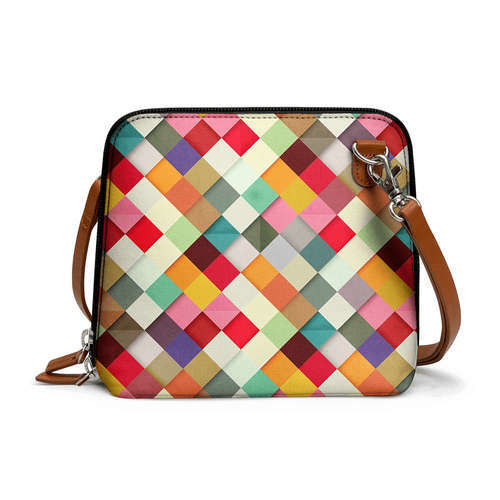 DailyObjects Pass This On - Trapeze Crossbody Bag