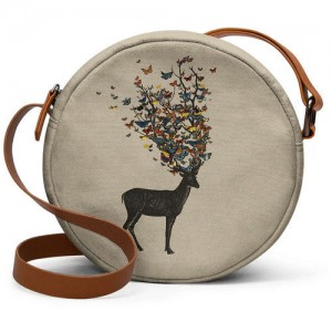 2d27680831ee Buy Dolce   Gabbana White Majolica Printed Sling Bag online ...