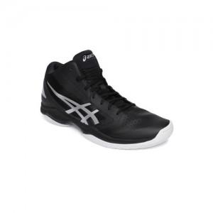 ASICS Men Black GELHOOP V 10 Basketball Shoes