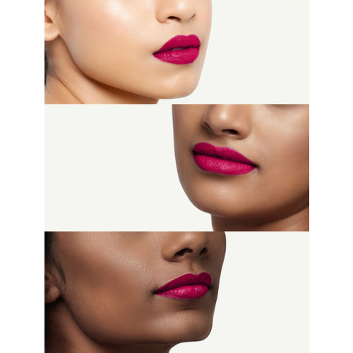 Elle 18 Color Pops Matte Lip Color - P23, Deep Pink 4.3g