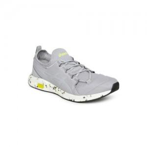ASICS Men Grey HyperGEL-SAI Running Shoes