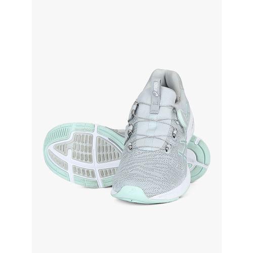 ASICS Dynamis Grey Running Shoes