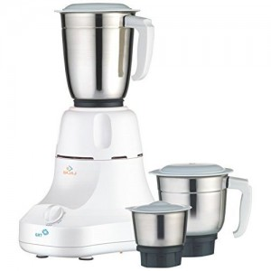 Bajaj GX-07 Mixer Grinder with 3 Jars, 500 W