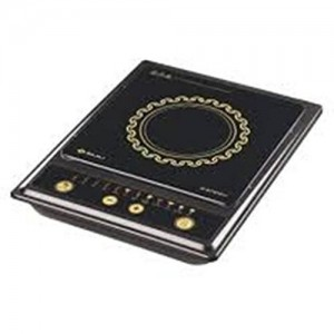 Bajaj 1200 W Splendid Induction Cooker (Black)