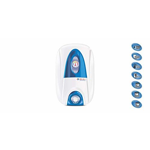 Bajaj Calenta 10-Litre Water Heater (Blue/Brown)