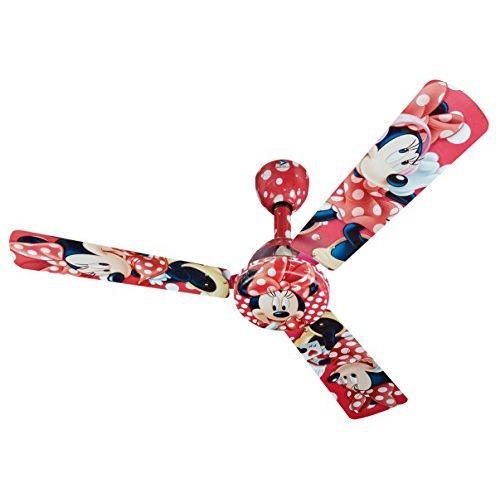 Bajaj Disney Minnie Mouse 1200mm Ceiling Fan