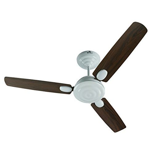 Bajaj Shinto 1200mm Ceiling Fan (Wenge Wood)