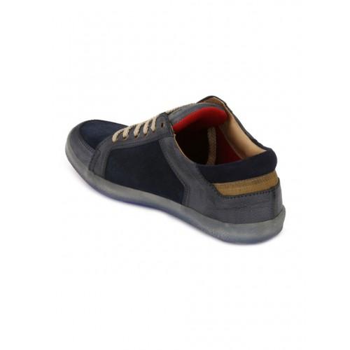 Eego Italy Men Navy Blue Sneakers