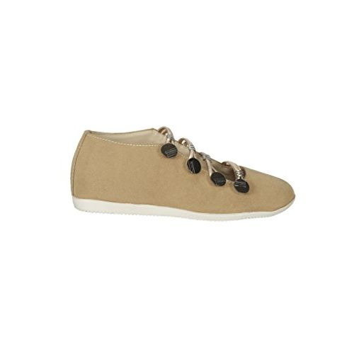 Zachho Fawn Velvet-Airmix Casual Shoes