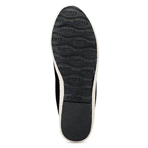 Zachho Active and Cool Black Matty Women's Casuals