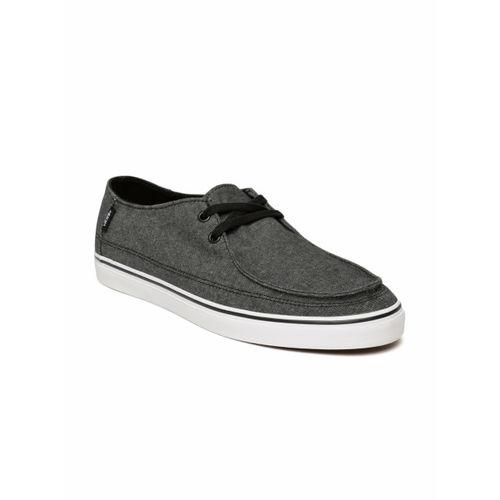 Vans Unisex Black Lace-up Sneakers