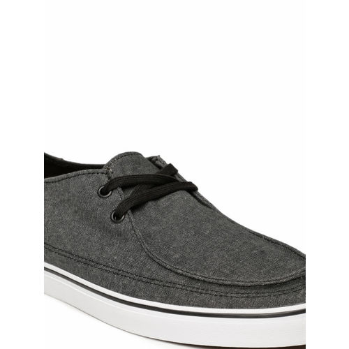 Vans Unisex Black Lace-up Sneakers