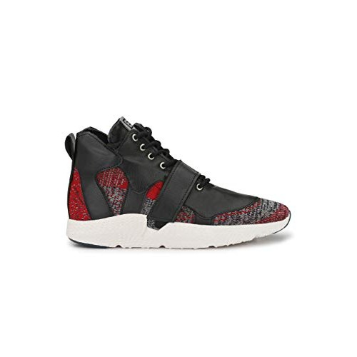 Eego Italy High Top Sneakers Red