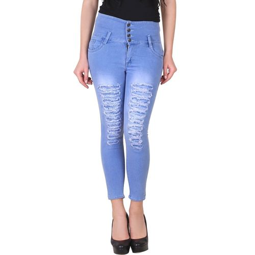 A-Okay Slim Women Blue Jeans
